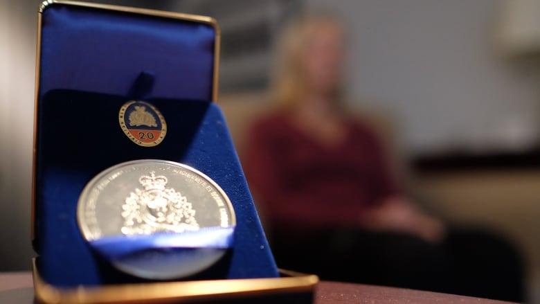 Former RCMP officer