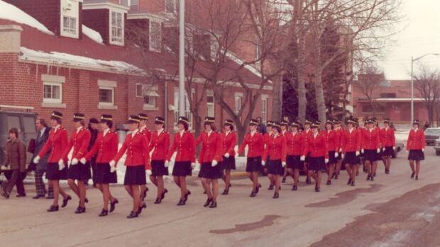 All-female RCMP troop