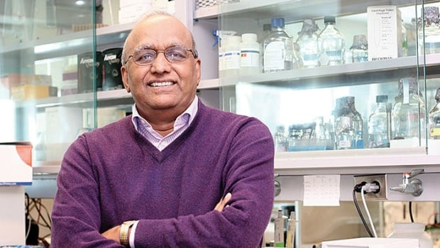 Western biology professor Shiva Singh was lead researcher on the study of the genetic causes of schizophrenia.