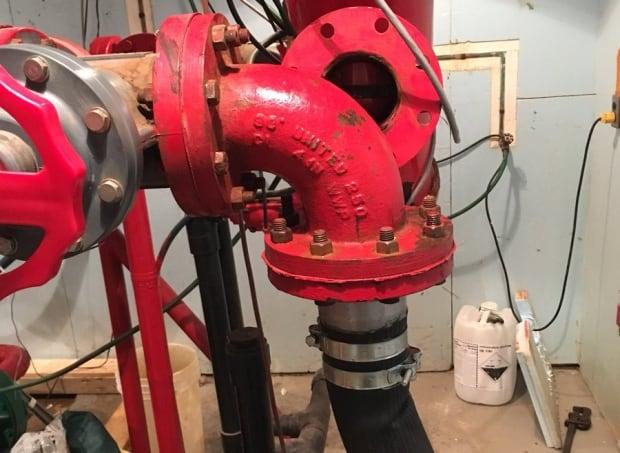 Howley water pump hose emergency