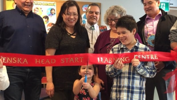 Star Blanket Cree Nation officially opened the doors of the new Coweneska Head Start Learning Centre this week.