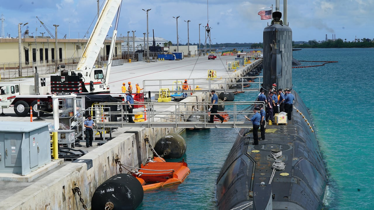 Sub culture: Aboard a Canadian submarine prowling the