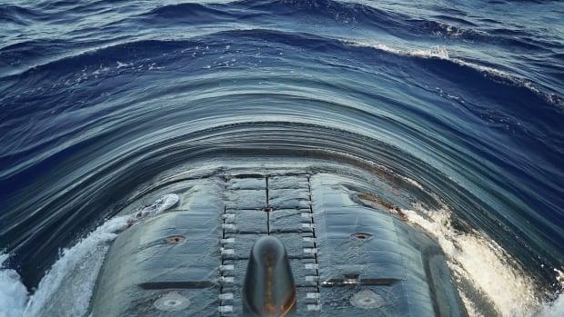 Canada's submarine fleet spent 'zero days' at sea last year: government documents | CBC News