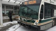 Sudbury Transit Bus
