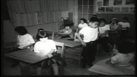 Classroom at Nanaimo Indian Hospital