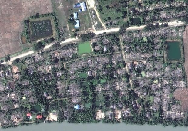 Myanmar Mass Graves