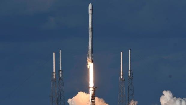Reusable SpaceX Rocket Successfully Launched GovSat-1 Satellite