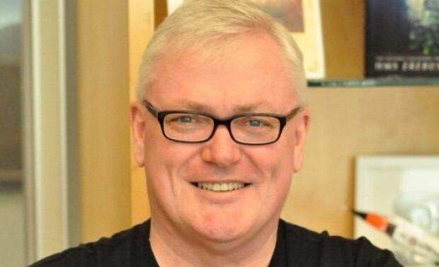 Karl Kenny president and CEO of Kraken Robotics.