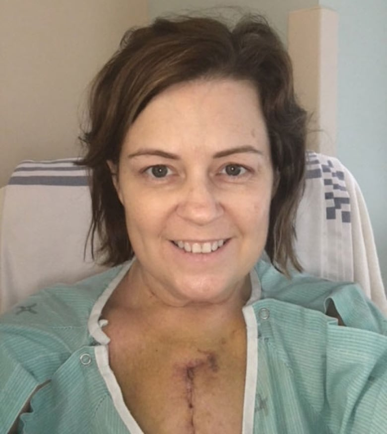 Not just an old mans disease: 45-year-old P.E.I. woman