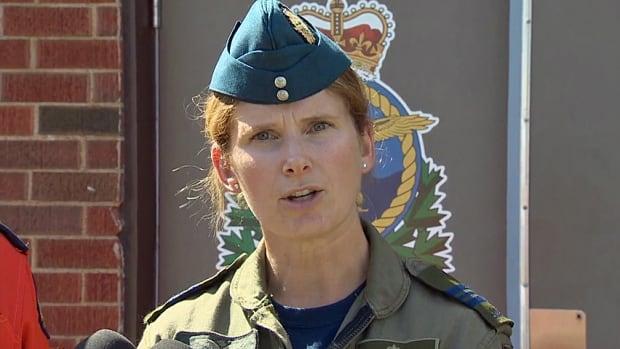 Maj. Rhonda Stevens 2016 file CBC