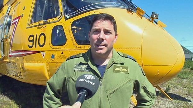 Lt.-Col. Kevin Toone 2014 file photo
