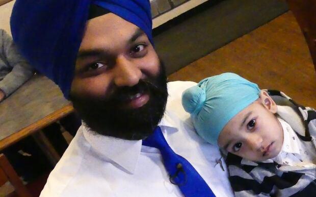 Bikram Sandhu and Daya Singh Sandhu
