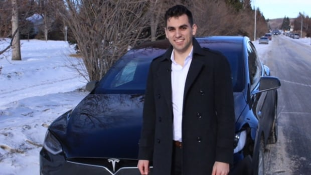 Rosario Fortugno, CEO of InOrbis Intercity, says his Calgary-Edmonton ride service is hitting the mark with professionals who want quick, private rides to the capital.