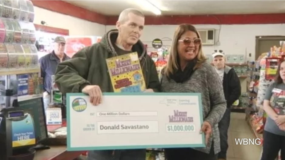 Lottery victor dies just weeks after scooping jackpot