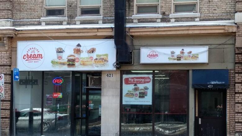 Paradise Ca Fast Food