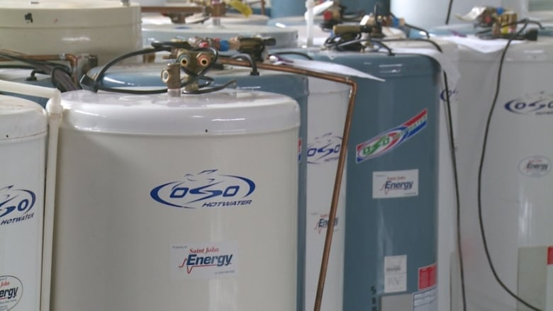 Saint John utility links hot-water heater failures to new, harder ...