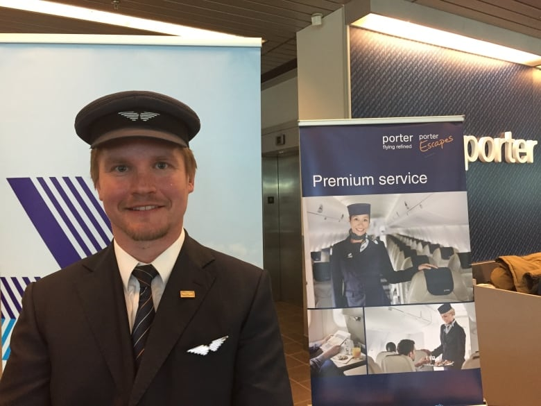 Porter Airlines new crew base 'good news' for Thunder Bay, Ontario