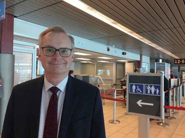 Ed Schmidtke Thunder Bay International Airport Authority