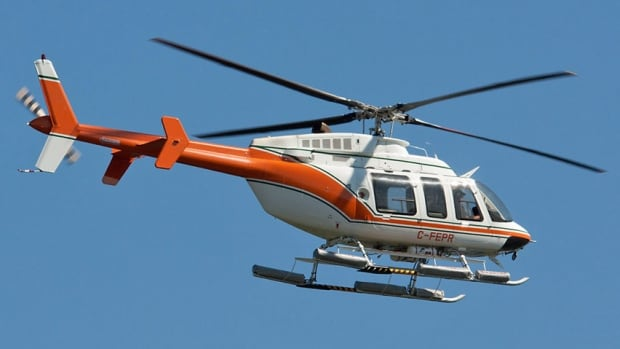 Universal Helicopters Bell 407 N.L. air ambulance contract Andrew Matthews/Aerospace Imaging