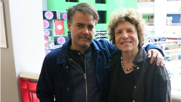 Sebastián Lelio and Eleanor Wachtel