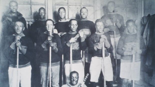 All-black Hockey Game To Honour Colored Hockey League - Nova Scotia