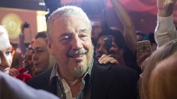 Fidel Castro's son has killed himself