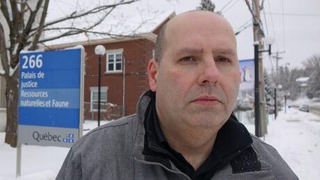 Franck Perales president Syndicat des constables spéciaux du gouvernement du Québec Feb 1 2018