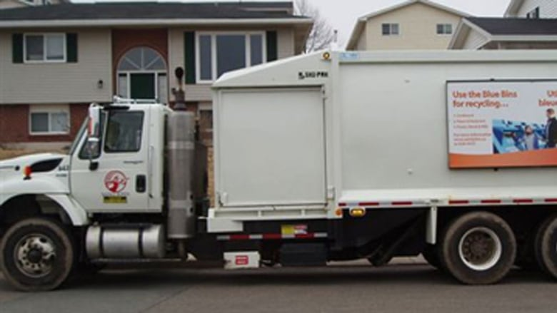 Garbage Collection Kitchener   Saint John Won T Pick Up Small Or Heavy Garbage Bags Anymore Cbc News