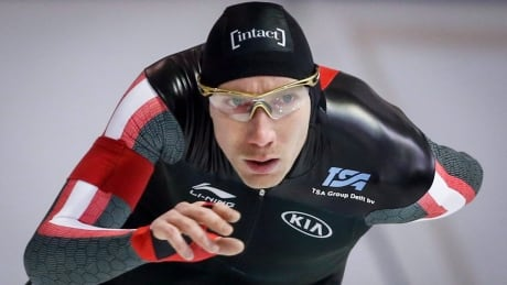 Ted-Jan Bloemen Speed Skating Canada