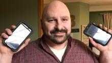 Dean Belanger Calgary cell phone Bell