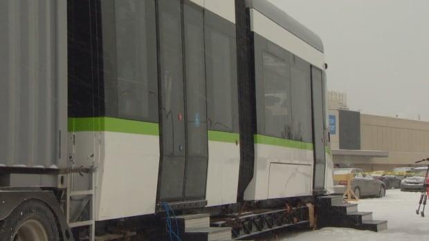 Valley Line LRT car
