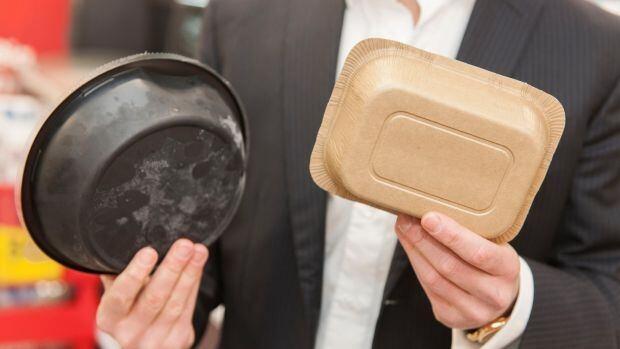Cardboard vs plastic packaging