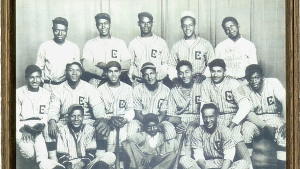 Relatives of Black players on Ontario baseball team that broke barriers taking to the field in their honour