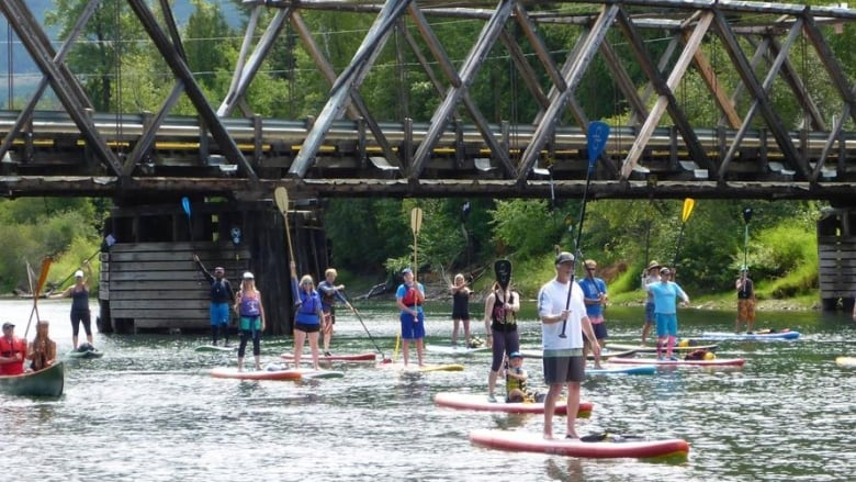 B.C. city crowned most physically active community in Canada