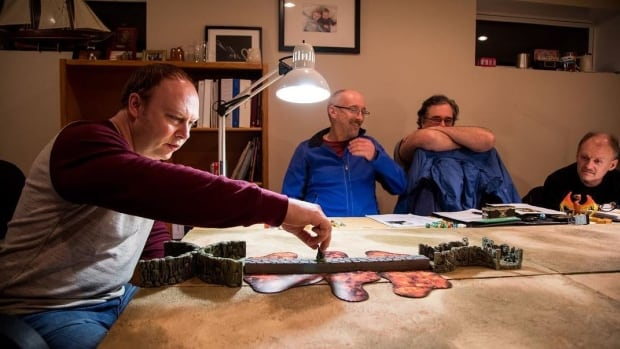 Robert Wardhaugh has kept up his Dungeons and Dragons game for 35 years, with the love of the creativity involved and with the hopes of keeping long-lasting friendships alive.