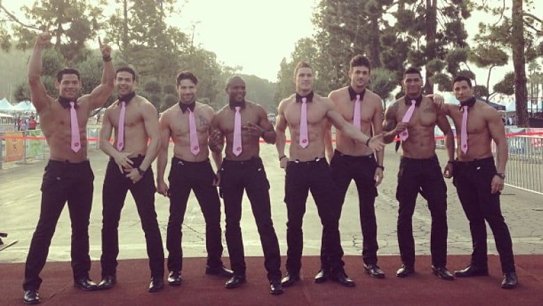 Male stripper saskatoon