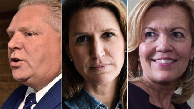 Ontario's Progressive Conservative candidates weigh in on the leadership race