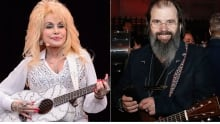 Dolly Parton and Steve Earle