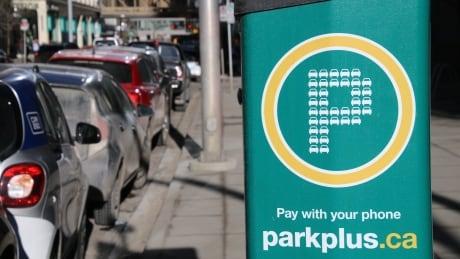 Park Plus downtown Calgary parking