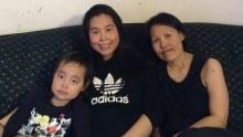 Lucy Kittosuk family