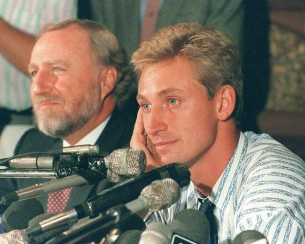 Wayne Gretzky trade
