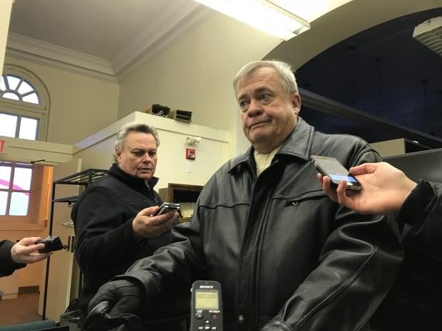 Crown prosecutor Bill Burge for the Gerald Stanley murder trial, Feb. 5, 2018