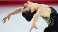Canada Kaetlyn Osmond Figure Skating Olympics