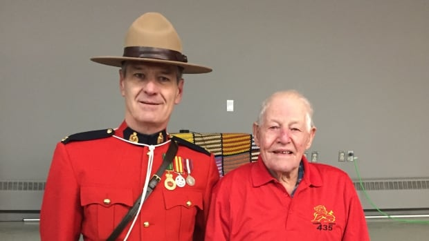Donald Couch is a veteran of the Second World War and celebrated his 100th birthday on Saturday.