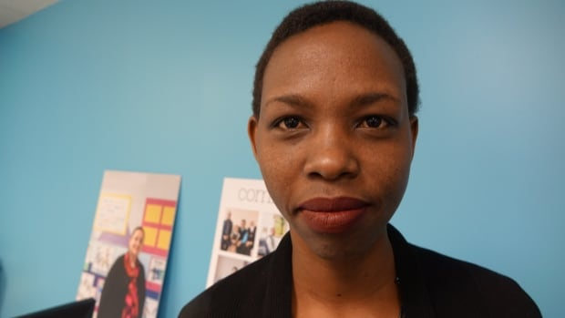 Diane Tuyishime came to Ottawa as a refugee in 2016. Today she works at Refugee 613, where she helps other newcomers settle into their new home.