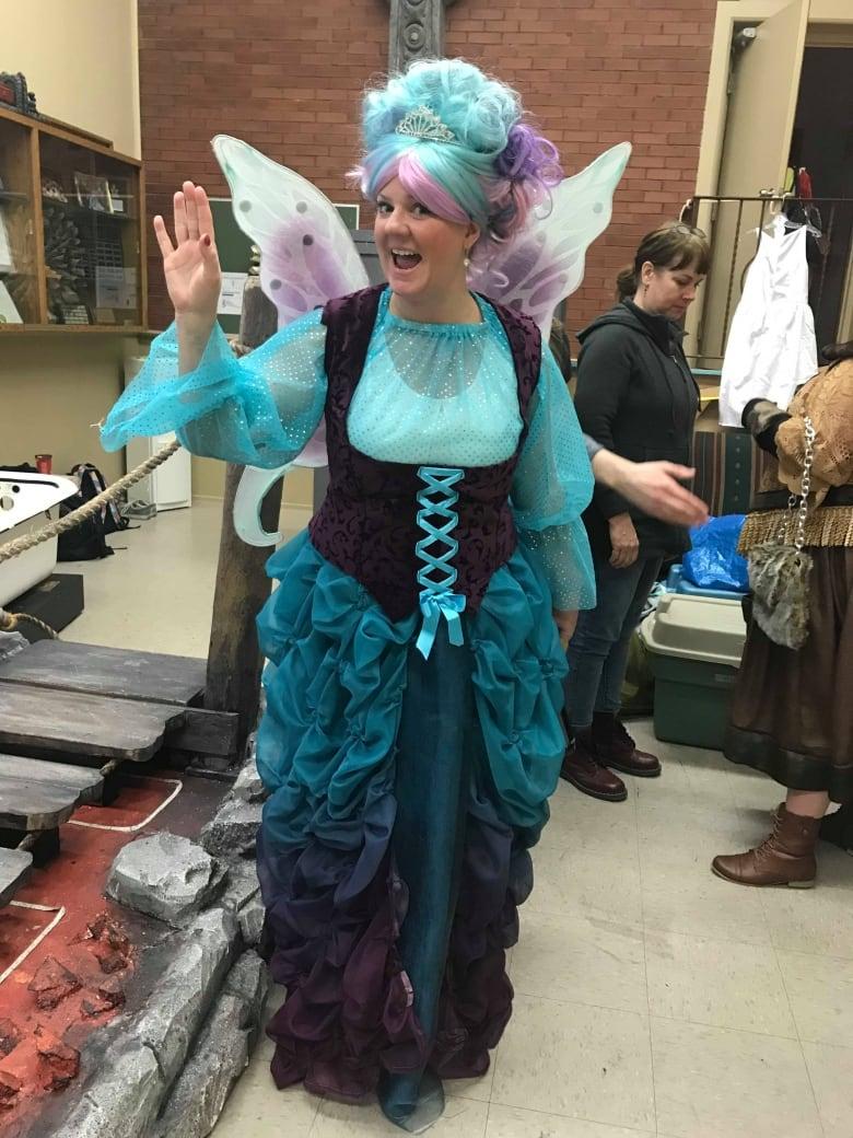 KWMP\'s costume designer spent hundreds of hours creating costumes ...