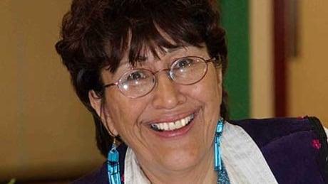 Ann Maje Raider, the executive director of the Liard Aboriginal Women's Society,