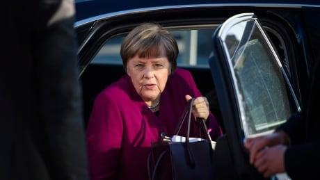 Merkel's party, SPD finally reach coalition deal months after German election