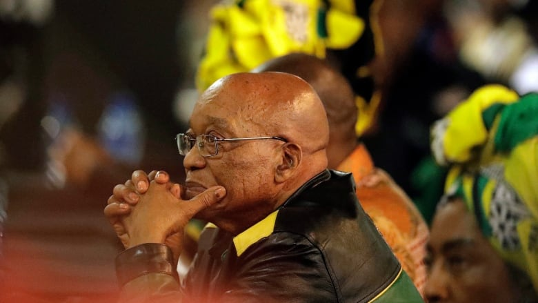 Jacob Zuma to respond Wednesday to resignation order, South Africa's ruling party says