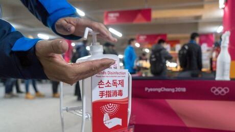 OLY Pyeongchang Norovirus 20180207